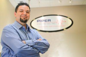 Rich Garcia, Service Manager