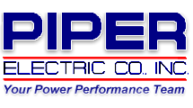 Piper Electric, Co., Inc. Logo | Mobile