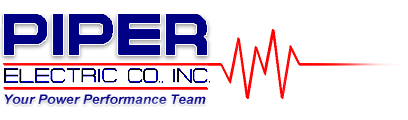 Piper Electric, Co., Inc. Logo