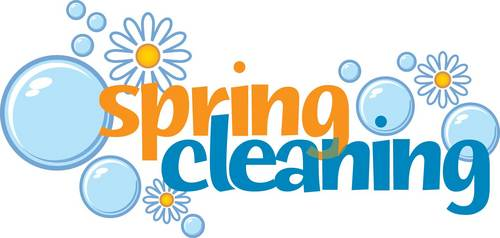 Spring Cleaning Electrical Style